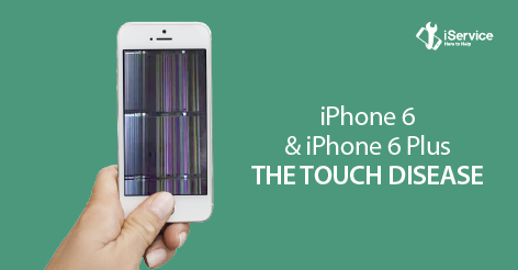 online store a1840 ad90e iPhone 6 and iPhone 6 plus: The Touch Disease