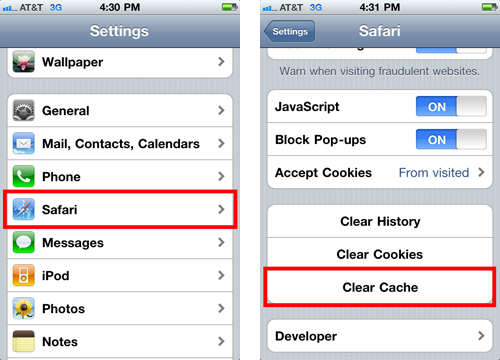 6 tips to free up your iphones memory in order to do this go to settings safari clear history and website data after this restart your iphone and you will see that a lot of space on your ccuart Choice Image