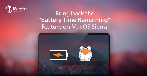 "Bring back the ""Battery Time Remaining"" Feature on MacOS Sierra"