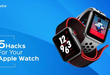 apple watch hacks - iservice