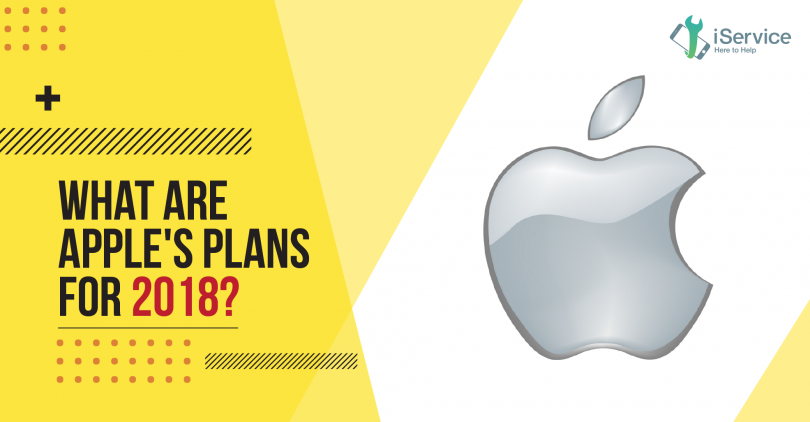 what are apples plan for 2018